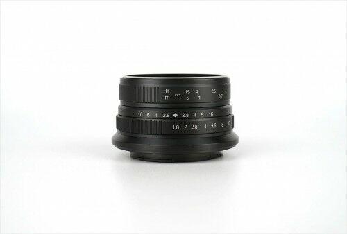 7Artisans 25mm F1.8 Fuji FX Mount