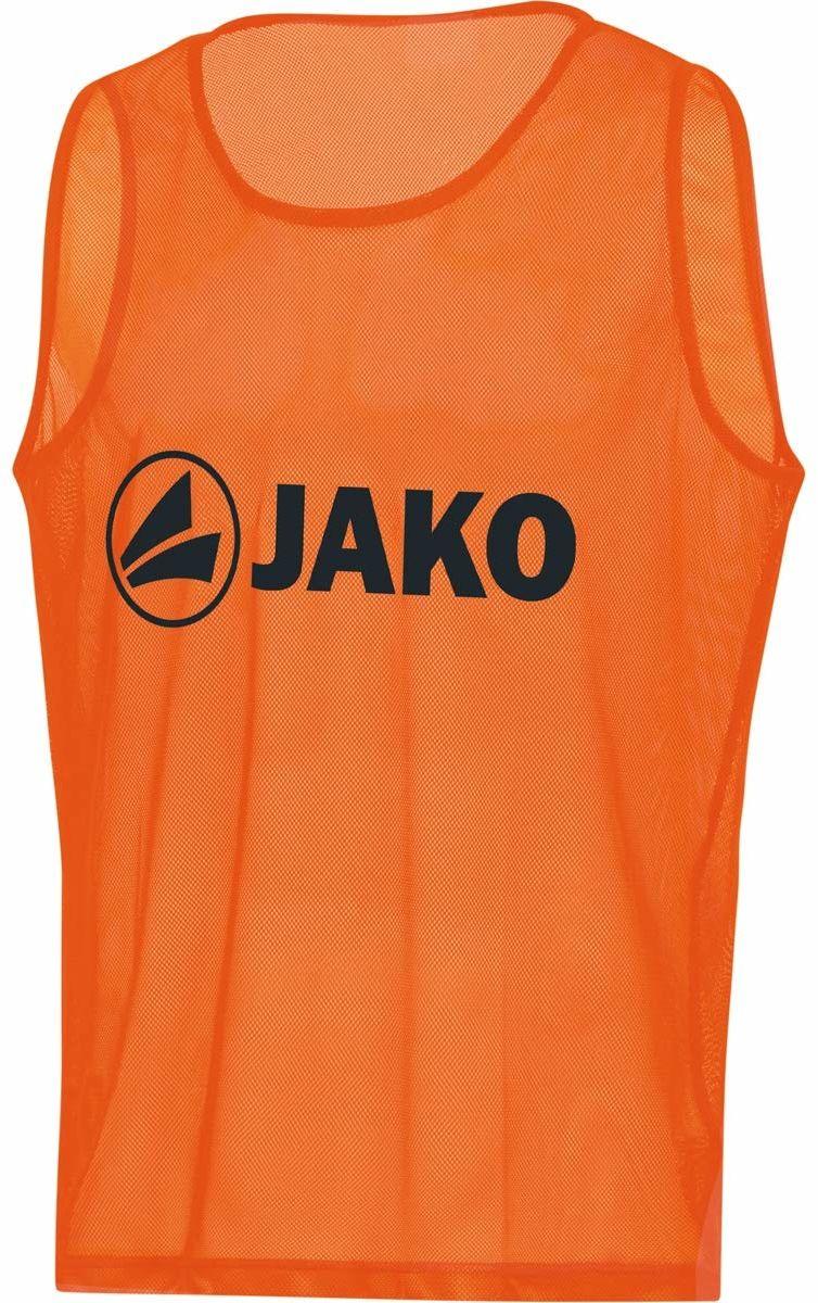 Jako Classic 2.0 koszulka oznaczeniowa, neonowy pomarańczowy, (01) JOne sizeor