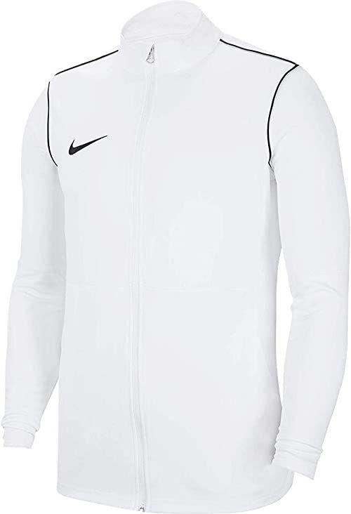 Nike Unisex dziecięca kurtka dresowa Park20 Biały/czarny/czarny M