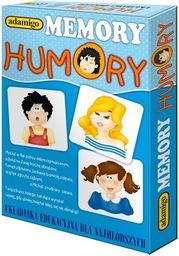 Memory humory ZAKŁADKA DO KSIĄŻEK GRATIS DO KAŻDEGO ZAMÓWIENIA