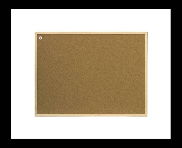 Tablica korkowa rama drewniana 100 X 150 cm 2X3 - X04215