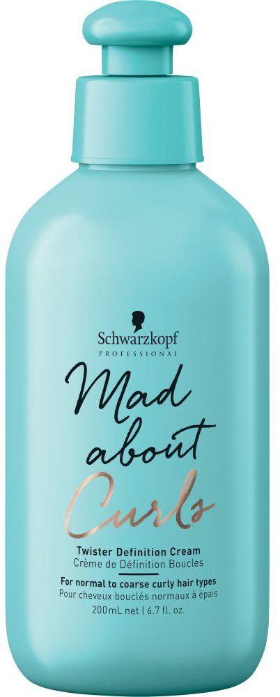 Schwarzkopf Mad About Curls krem definiujący do loków 200ml