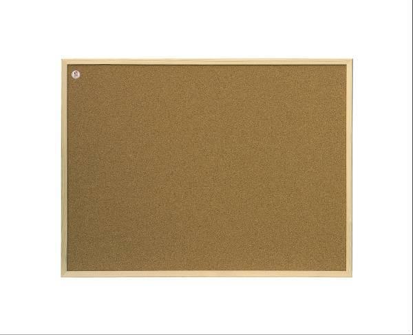 Tablica korkowa rama drewniana 100 X 200 cm 2X3 - X04208