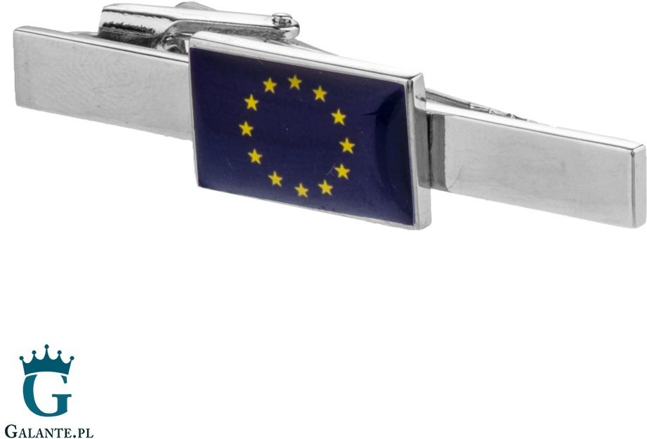 Spinka do krawata unia europejska x2 t163