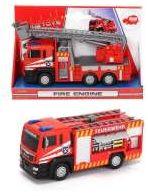 Dickie Straż MAN Fire Engine (203712008026)