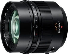 Panasonic Leica DG Nocticron 42.5 mm f/1.2 Asph. P.O.I.S. (H-NS043E)