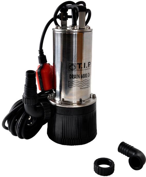 Pompa do wody z pływakiem 6000l/h 950W 3,4bar 34m