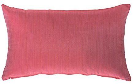 Artemur Gładka  poduszka z wypełnieniem, 35 x 50 cm pomarańczowa