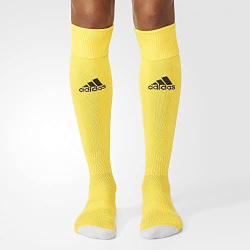 adidas Męskie skarpety Milano Adult żółty żółty / czarny 46-48
