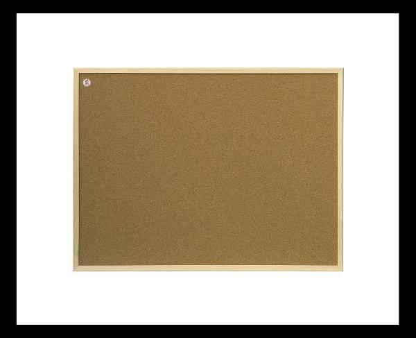 Tablica korkowa rama drewniana 120 X 180 cm 2X3 - X04211
