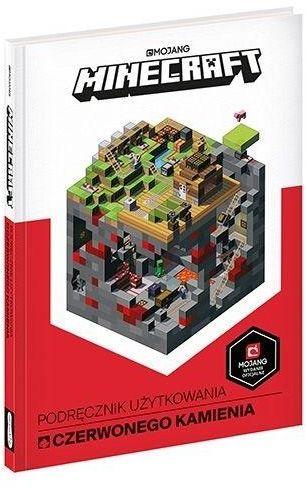 Minecraft. Podręcznik użytkowania czerwonego.. ZAKŁADKA DO KSIĄŻEK GRATIS DO KAŻDEGO ZAMÓWIENIA