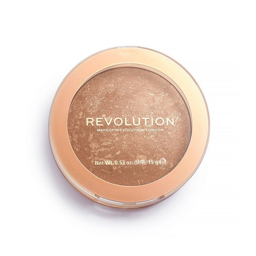 Make Up Revolution Makeup Revolution Bronzer Reloaded Spiekany Bronzer do twarzy Long Weekend 15g