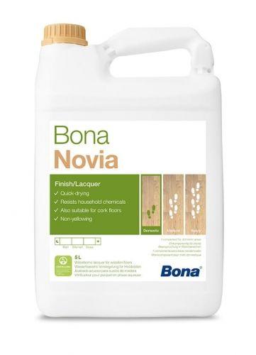 BONA NOVIA Półmat - 5 L