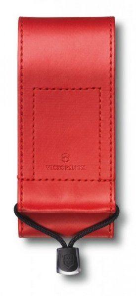 Czerwone etui ze skóry syntetycznej Victorinox 4.0482.1