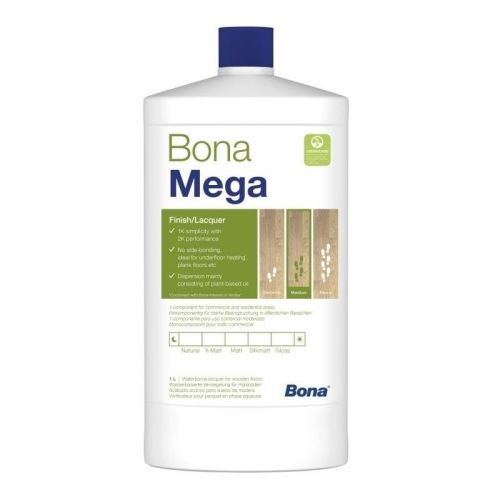 BONA MEGA Półmat - 1 L