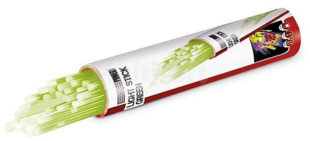Świecące bransoletki 50 szt. zielone