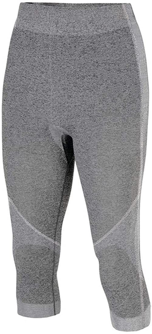 Dare 2b Męskie legginsy Base Layer Longueur 3/4 Première Couche Technique in The Zone szary Charcoal Grey Marl L