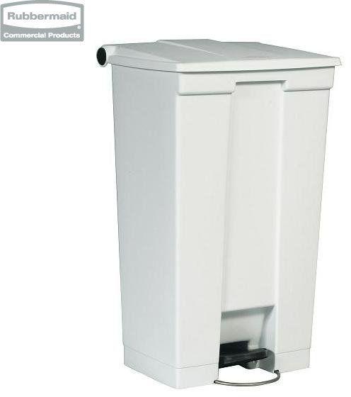 Pojemnik na śmieci Step-On Container 87L white