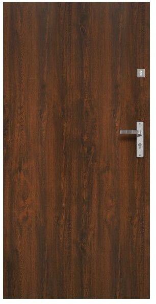 Drzwi stalowe 90 cm