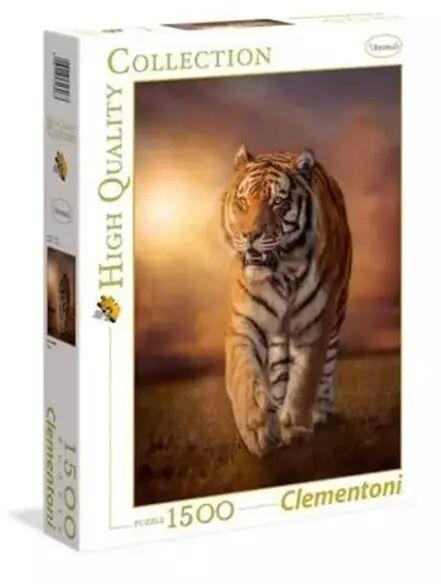 Puzzle 1500 Tiger - Clementoni