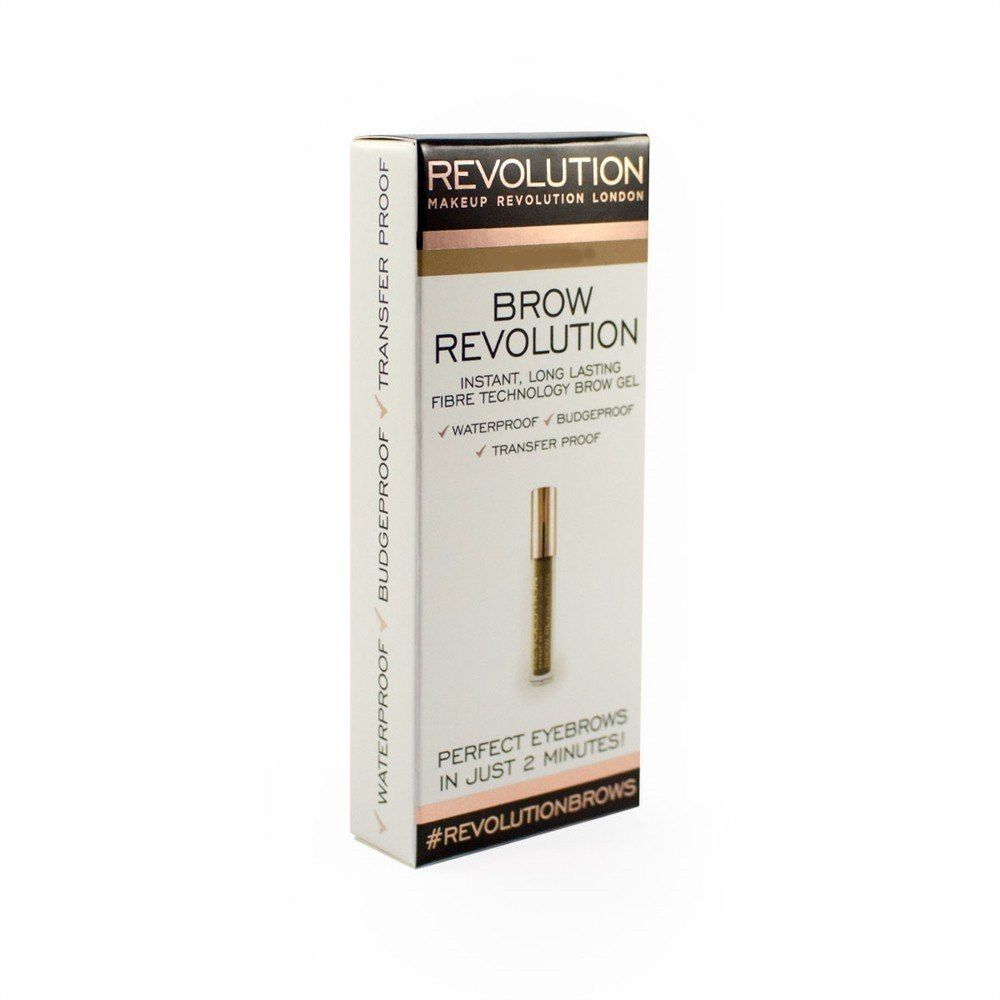 Make Up Revolution Makeup Revolution Brow Revolution Żel do brwi Auburn 3.8g