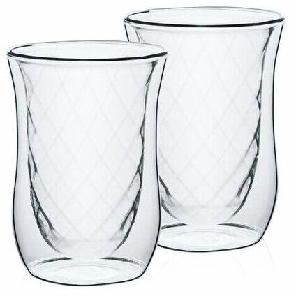 4Home Szklanka termiczna Diamond Hot&Cool 250 ml, 2 szt.