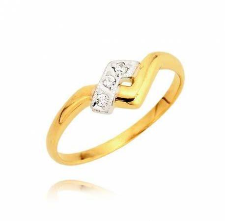Zaręczynowy pierścionek