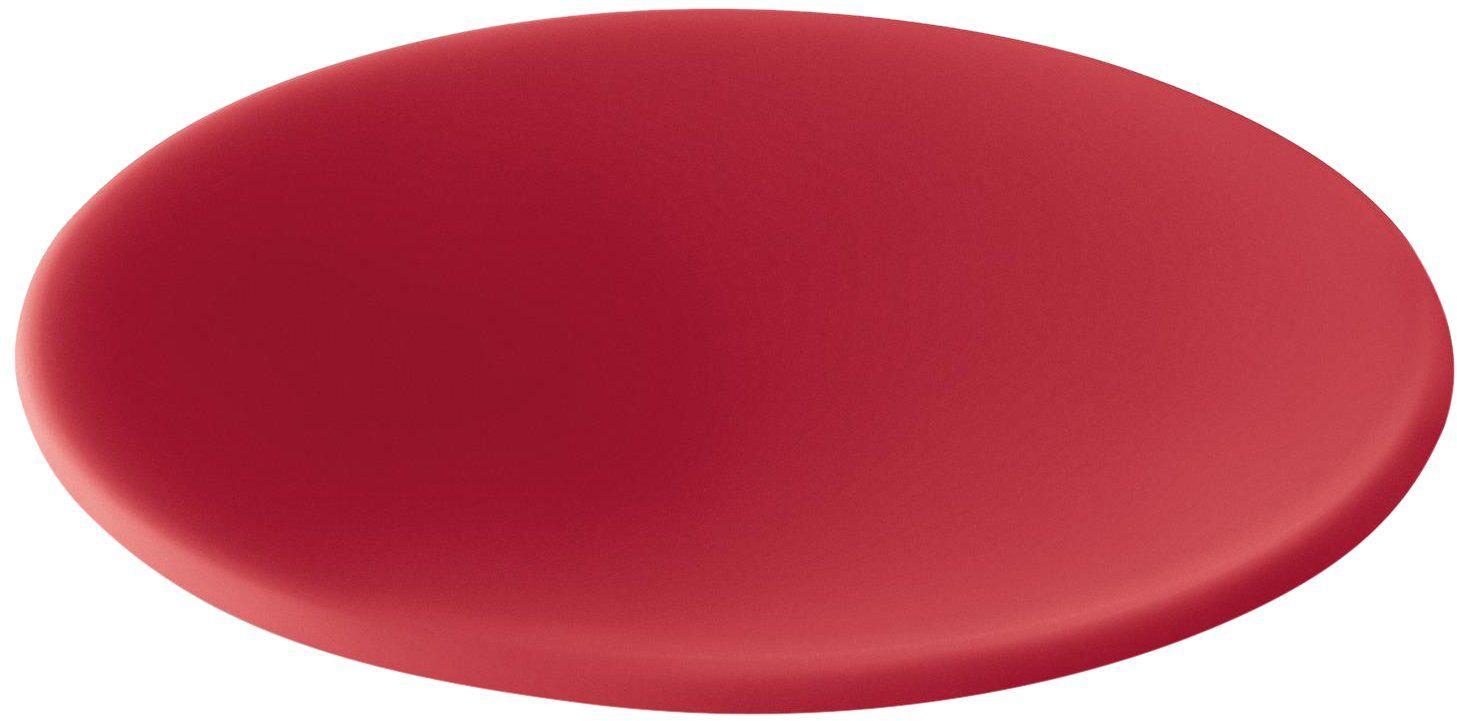 Giannini Smart Touch Silikonowa podkładka pod płyty, czerwona, 15 x 15 x 1 cm