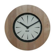 Zegar ścienny drewniany KLIK SD68300