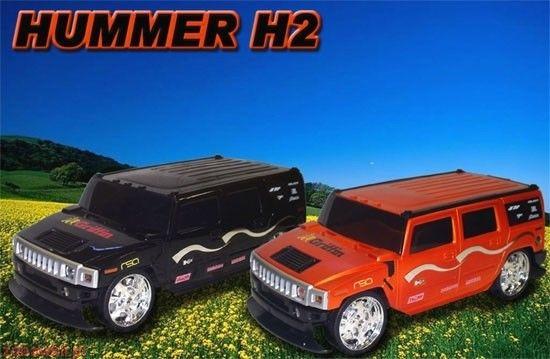 Samochód Nikko 100510A Hummer II