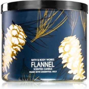 Bath & Body Works Flannel świeczka zapachowa II. 411 g