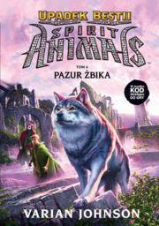 Spirit Animals Upadek Bestii Pazur żbika Tom 6 ZAKŁADKA DO KSIĄŻEK GRATIS DO KAŻDEGO ZAMÓWIENIA