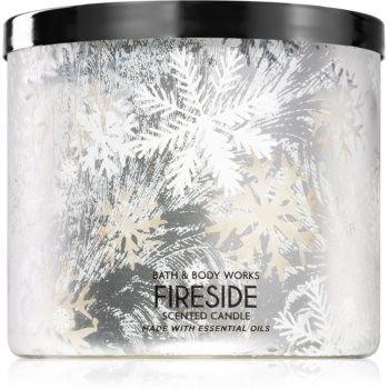 Bath & Body Works Fireside świeczka zapachowa III. 411 g