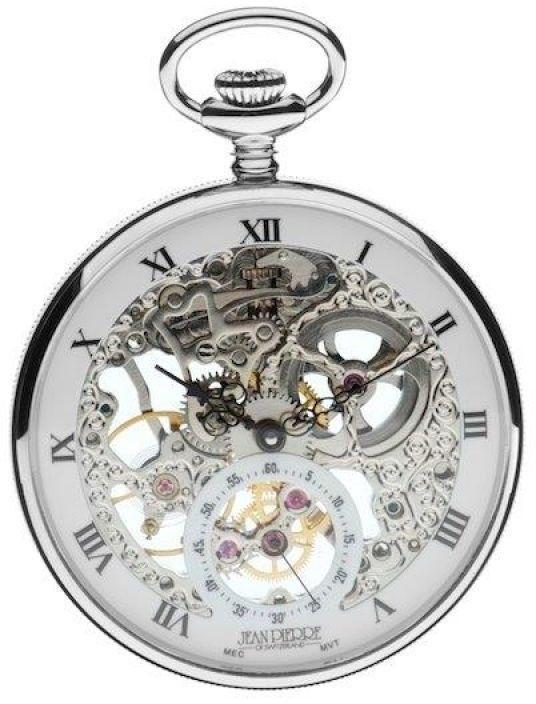 Zegarek uniwersalny Jean Pierre Open Face Pocket JP-G252CM