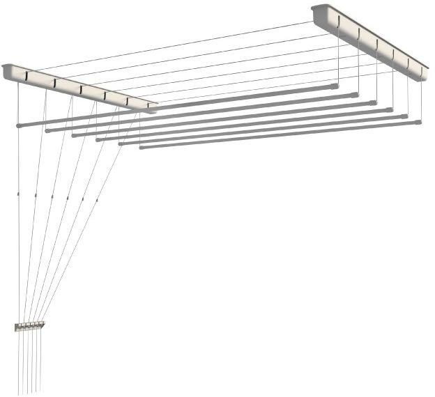 Suszarka sufitowa 6-prętowa Sepio 6 x 160 cm