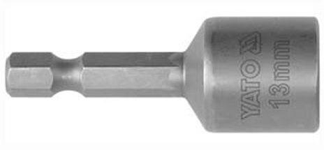 """YT-1503 Nasadka magnetyczna do wkrętarki 1/4"""" 8x48mm"""