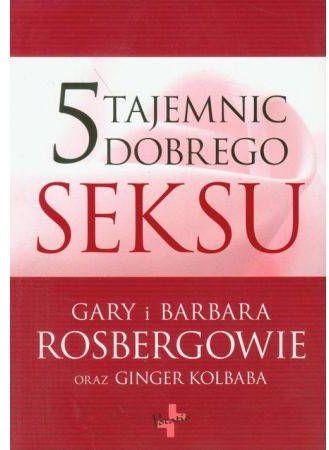 Książka 5 Tajemnic Dobrego Seksu 100% DYSKRECJI BEZPIECZNE ZAKUPY