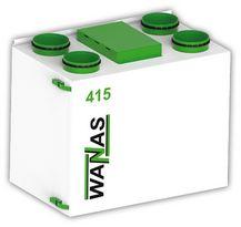 Rekuperator WANAS 415V BASIC
