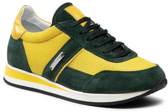Rage Age Sneakersy RA-16-02-000169 Żółty
