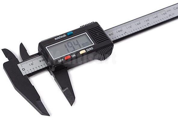 Suwmiarka z tworzywa sztucznego 150mm / 0,1mm
