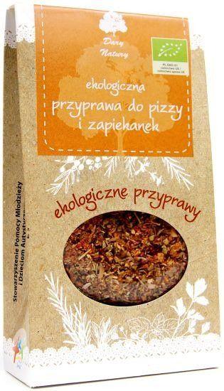 Przyprawa do Pizzy i Zapiekanek 30g - Dary Natury