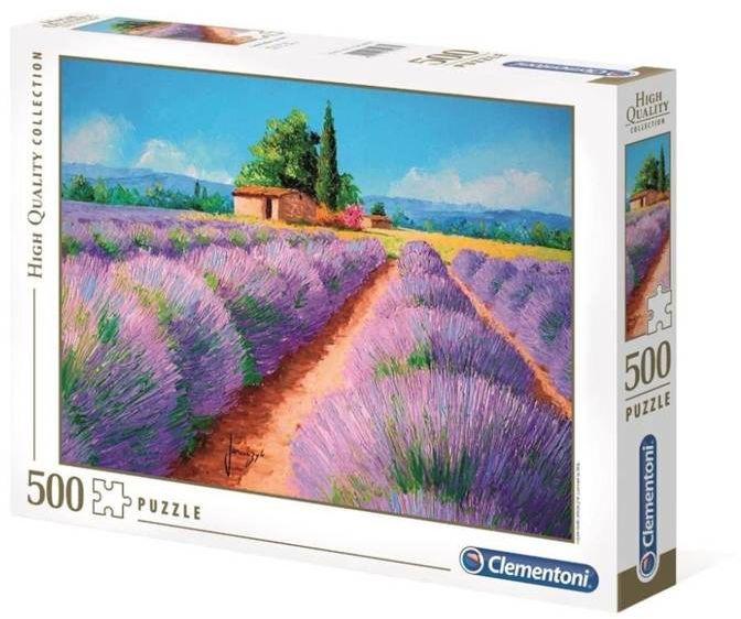 Puzzle 500 HQ Lavender Scent