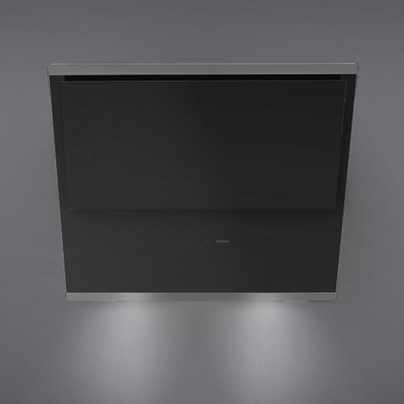 Okap przyścienny Falmec Verso 85 Czarny - Największy wybór - 28 dni na zwrot - Pomoc: +48 13 49 27 557