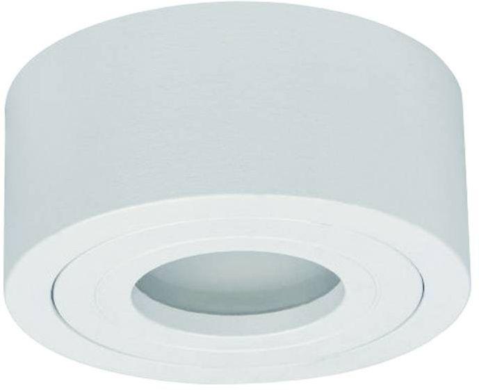 Downlight łazienkowy tuba Rullo bianco mini IP44 biała 4cm GU10 - Orlicki Design // Rabaty w koszyku i darmowa dostawa od 299zł !