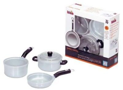 Zestaw garnków kuchennych Mała Gosposia Klein 9435