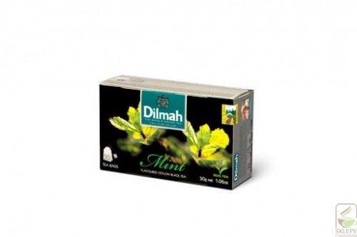 Dilmah Mięta Ex20 z zawieszką