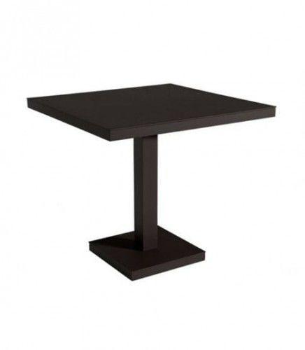 Stół Barcino 80x80 Black Resol