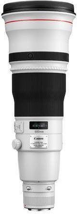 Canon EF 600mm f/4L IS II USM Biały