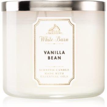 Bath & Body Works Vanilla Bean świeczka zapachowa 411 g