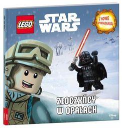 Lego Star Wars Złoczyńcy w opałach ZAKŁADKA DO KSIĄŻEK GRATIS DO KAŻDEGO ZAMÓWIENIA